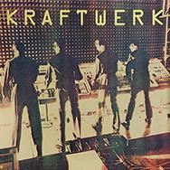 thumbnail link to original 1981 U.S. promo poster Kraftwerk Computer World