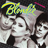 thumbnail link to original Blondie poster Eat to the Beat