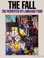 thumbnail link to original poster The Fall Perverted by Language tour