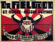thumbnail link to original 1975 Dr Feelgood Hammersmith Odeon poster