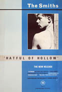 thumbnail link to original 1983 Rough Trade poster A Hatful of Hollow.