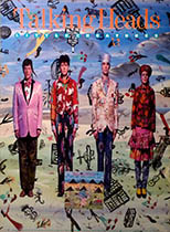 thumbnail link to original poster Talking Heads Little Creatures