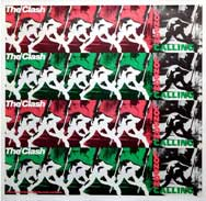 thumbnail link to original U.S. London Calling The Clash poster