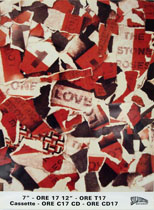 thumbnail link to original promo poster The Stone Roses One Love.