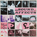 original US card in-store promo poster, The Jam Sound Affects
