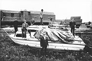 thumbnail link to original Chalkie Davies photo The Specials Coventry Canal Basin
