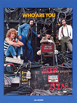 thumbnail link to original poster The Who Who Are You