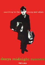 thumbnail link to original 1980 Dexy's Young Soul Rebels original 60 inch x 40 inch fly poster