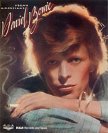 thumbnail link to original David Bowie RCA Young Americans poster.