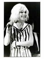 thumbnail link to original 1979 Paul Cox photo Debbie Harry Top of the Pops Christmas Special