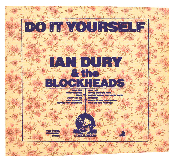 Vintage original music and rock posters for sale catalogue page 8 thumbnail link to original 1979 stiff records ian dury do it yourself special crown wallpaper promo solutioingenieria Choice Image