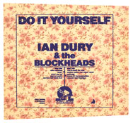 thumbnail link to original 1979 Stiff Records Ian Dury Do It Yourself special Crown Wallpaper promo poster