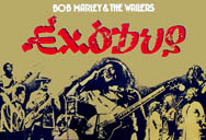 thumbnail link to original 1977 Island promo poster Bob Marley and the Wailers Exodus