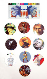 thumbnail link to original David Bowie 1982 RCA Fashions mobile.