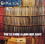 thumbnail link to original 1998 US card promo poster for Fatboy Slim You've Come A Long Way, Baby