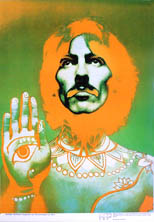 thumbnail link to original Richard Avedon Stern poster George Harrison