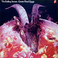 thumbnail link to original 1973 Rolling Stones promo poster Goat's Head Soup, Goat in pot image