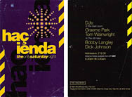 thumbnail link to original 1994 The Hacienda The Only Saturday Night.