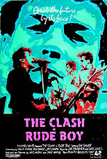 thumbnail link to original 1 Sheet film poster The Clash Rude Boy