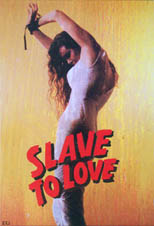 thumbnail link to original 1985 EG 20x30 promo poster Brian Ferry Slave To Love