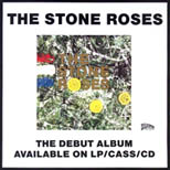 thumbnail link original promo poster The Stone Roses first album The Stone Roses.