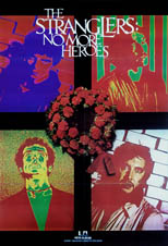 thumbnail link to original 1977 UA promo poster The Stranglers, No More Heroes album