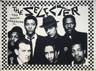 thumbnail link to original The Selecter 2-Tone Records promo poster