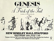 thumbnail link to original 1976 Genesis Trick of the Tail
